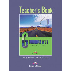 Книга вчителя Grammarway 1 Teacher's Book