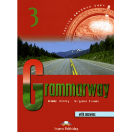 Підручник Grammarway 3 Student's Book with Answers