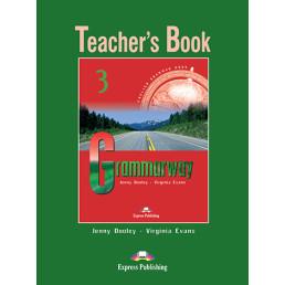 Книга вчителя Grammarway 3 Teacher's Book