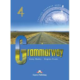 Підручник Grammarway 4 Student's Book
