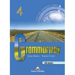 Підручник Grammarway 4 Student's Book with Answers