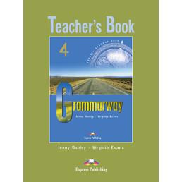 Книга вчителя Grammarway 4 Teacher's Book