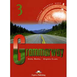 Підручник Grammarway 3 Student's Book