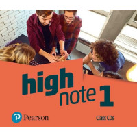 Аудіо диск High Note 1 Class Audio CD