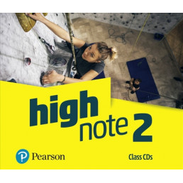 Аудіо диск High Note 2 Class Audio CD