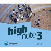 Аудіо диск High Note 3 Class Audio CD