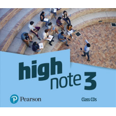 Аудіо диск High Note 3 Class Audio CD