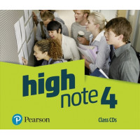 Аудіо диск High Note 4 Class Audio CD