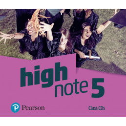 Аудіо диск High Note 5 Class Audio CD