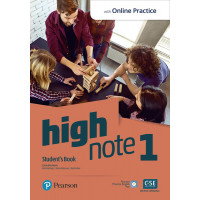 Підручник High Note 1 Student's Book with Online Practice