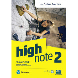Підручник High Note 2 Student's Book with Online Practice