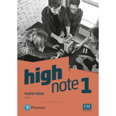 Книга вчителя High Note 1 Teacher's Book with PEP Pack