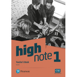 Книга вчителя High Note 1 Teacher's Book with PEP Pack