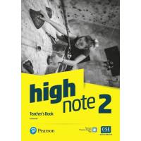 Книга вчителя High Note 2 Teacher's Book with PEP Pack
