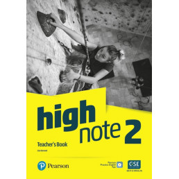 Книга вчителя High Note 2 Teacher's Book with PEP Pack
