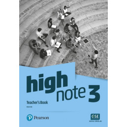 Книга вчителя High Note 3 Teacher's Book with PEP Pack