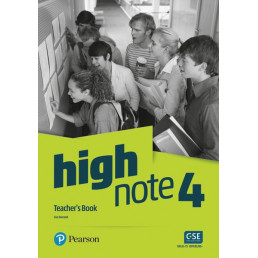 Книга вчителя High Note 4 Teacher's Book with PEP Pack