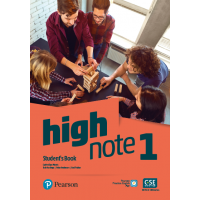 Підручник High Note 1 Student's Book with Basic PEP Pack