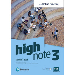 Підручник High Note 3 Student's Book with Online Practice