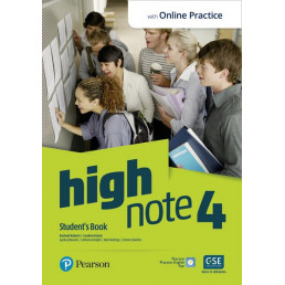 Підручник High Note 4 Student's Book with Online Practice