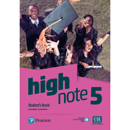 Підручник High Note 5 Student's Book with Basic PEP Pack