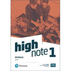 Зошит High Note 1 Workbook