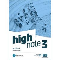 Зошит High Note 3 Workbook