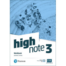 Зошит High Note 3 Workbook