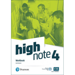 Зошит High Note 4 Workbook