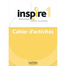 Зошит Inspire Niveau A1 Cahier d`activites