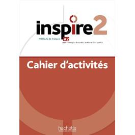 Зошит Inspire Niveau A2 Cahier d`activites