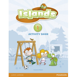 Зошит Islands 1 Activity Book