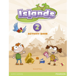 Зошит Islands 2 Activity Book