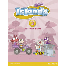 Зошит Islands 3 Activity Book