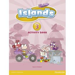 Зошит Islands 3 Activity Book