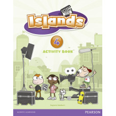 Зошит Islands 4 Activity Book
