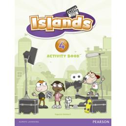 Зошит Islands 4 Activity Book
