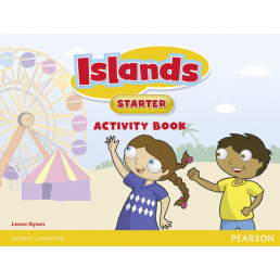 Зошит Islands Starter Activity Book