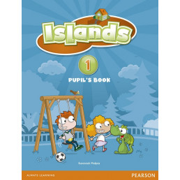 Підручник Islands 1 Pupil's Book