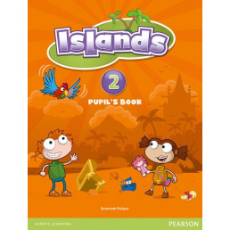 Підручник Islands 2 Pupil's Book