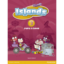 Підручник Islands 3 Pupil's Book