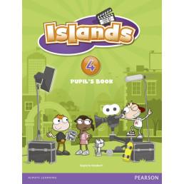 Підручник Islands 4 Pupil's Book
