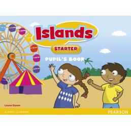 Підручник Islands Starter Pupil's Book