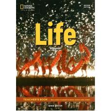 Книга вчителя Life 2nd Edition Beginner Teacher's Book with Class Audio CD and DVD-Rom