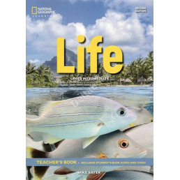 Книга вчителя Life 2nd Edition Upper-Intermediate Teacher's Book with Class Audio CD and DVD-Rom