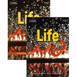 Комплект: Підручник і зошит Life 2nd Edition Beginner Pack