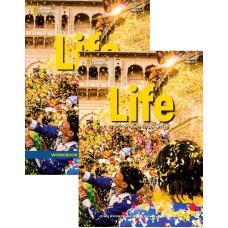 Комплект: Підручник і зошит Life 2nd Edition Elementary Pack