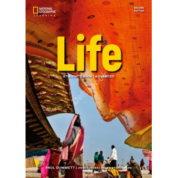 Підручник Life 2nd Edition Advanced Student's Book with App Code