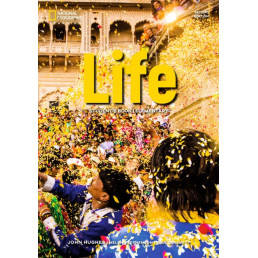 Підручник Life 2nd Edition Elementary Student's Book with App Code