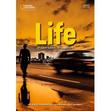 Підручник Life 2nd Edition Intermediate Student's Book with App Code